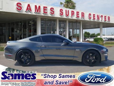 2019 Ford Mustang for sale in Corpus Christi, TX