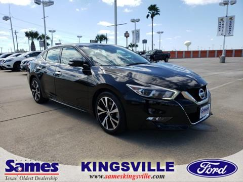 2018 Nissan Maxima for sale in Kingsville, TX