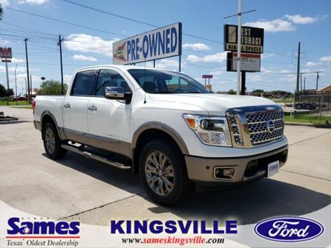 2018 Nissan Titan for sale in Kingsville, TX