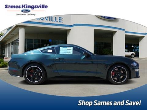 2019 Ford Mustang for sale in Kingsville, TX