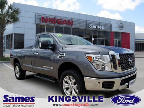 2018 Nissan Titan XD for sale in Kingsville, TX