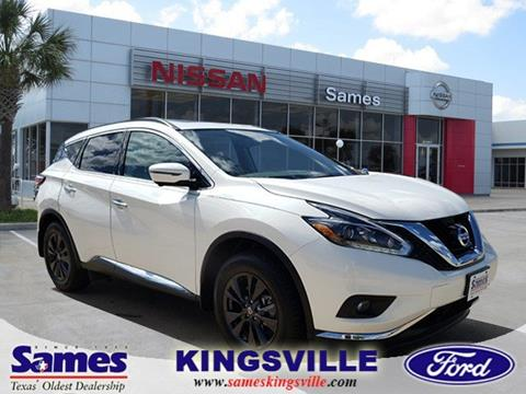 2018 Nissan Murano for sale in Kingsville, TX