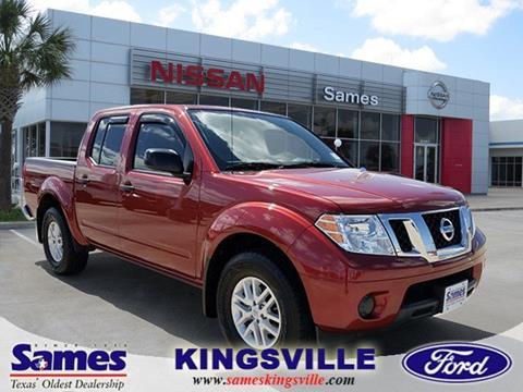 2019 Nissan Frontier for sale in Kingsville, TX