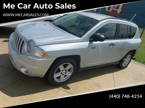 2009 Jeep Compass for sale in Columbia Station, OH