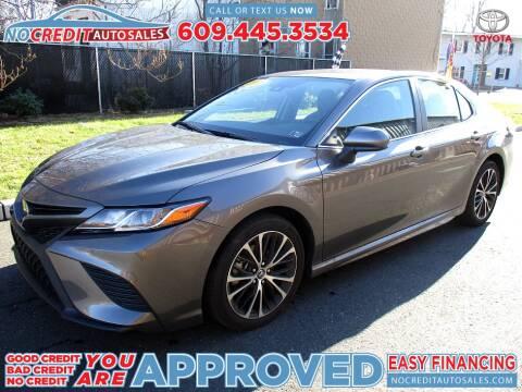 No Credit Auto Sales >> Toyota Camry For Sale In Trenton Nj No Credit Auto Sales