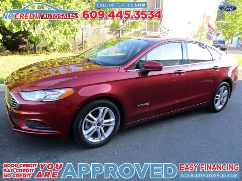No Credit Auto Sales >> Ford Fusion For Sale In Trenton Nj No Credit Auto Sales