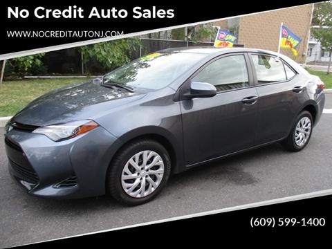 No Credit Auto Sales >> Toyota Corolla For Sale In Trenton Nj No Credit Auto Sales
