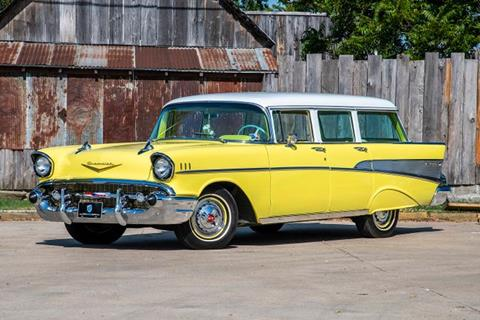 1957 Chevrolet Bel Air for sale in Wylie, TX