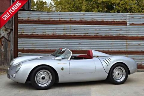 1955 Porsche 550 Spyder Chicago Car Club
