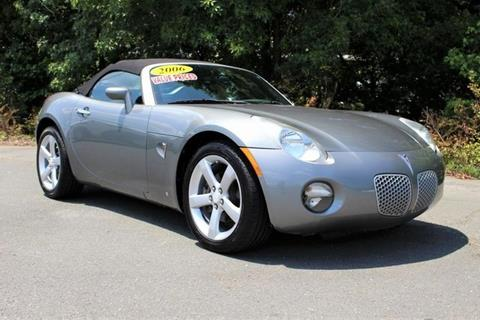 2006 Pontiac Solstice for sale in Monroe, NC
