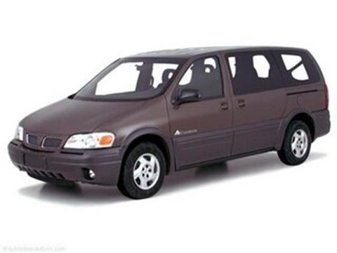 2000 Pontiac Montana for sale in Monroe, NC