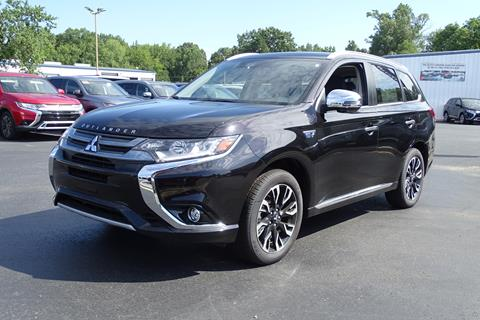 2018 Mitsubishi Outlander PHEV for sale at Griffin Mitsubishi in Monroe NC