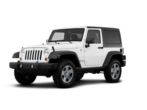 2013 Jeep Wrangler for sale in Monroe, NC