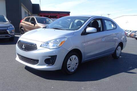2019 Mitsubishi Mirage G4 for sale at Griffin Mitsubishi in Monroe NC