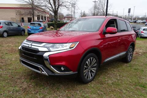 2020 Mitsubishi Outlander for sale at Griffin Mitsubishi in Monroe NC