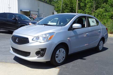 2020 Mitsubishi Mirage G4 for sale at Griffin Mitsubishi in Monroe NC