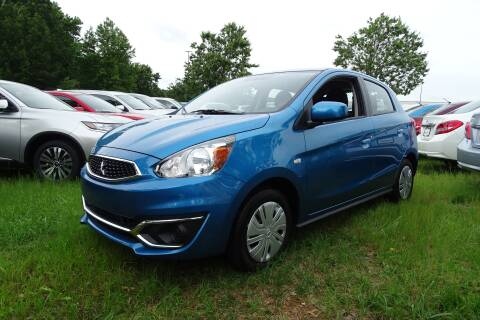 2020 Mitsubishi Mirage for sale at Griffin Mitsubishi in Monroe NC