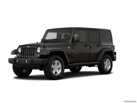 2015 Jeep Wrangler Unlimited Sport for sale at Griffin Mitsubishi in Monroe NC