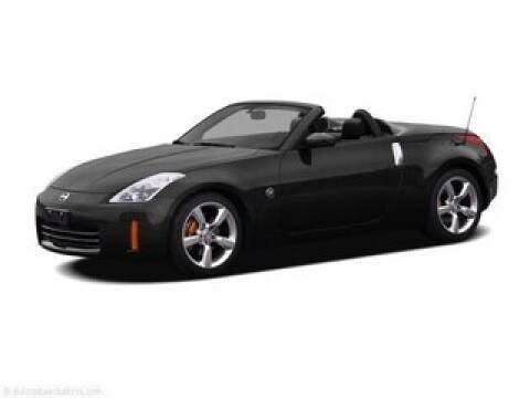 2006 Nissan 350Z Touring for sale at Griffin Mitsubishi in Monroe NC