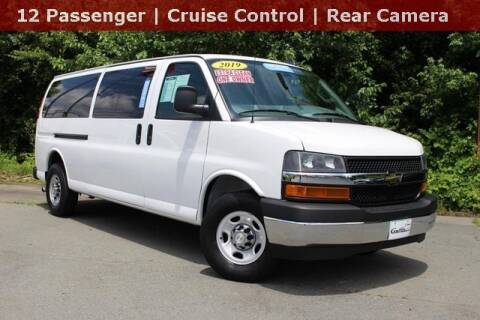 2019 Chevrolet Express Passenger for sale at Griffin Mitsubishi in Monroe NC