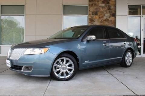 2012 Lincoln MKZ Hybrid for sale at Griffin Mitsubishi in Monroe NC