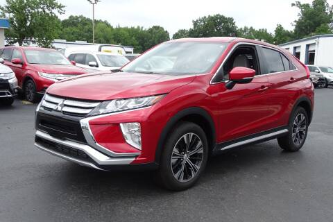 2018 Mitsubishi Eclipse Cross for sale at Griffin Mitsubishi in Monroe NC