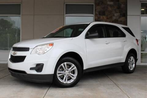 2015 Chevrolet Equinox for sale at Griffin Mitsubishi in Monroe NC