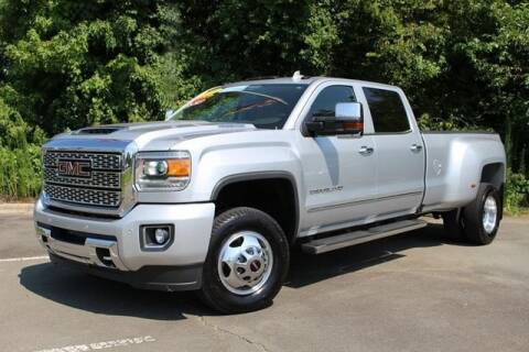 2018 GMC Sierra 3500HD for sale at Griffin Mitsubishi in Monroe NC