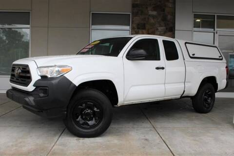 2018 Toyota Tacoma for sale at Griffin Mitsubishi in Monroe NC
