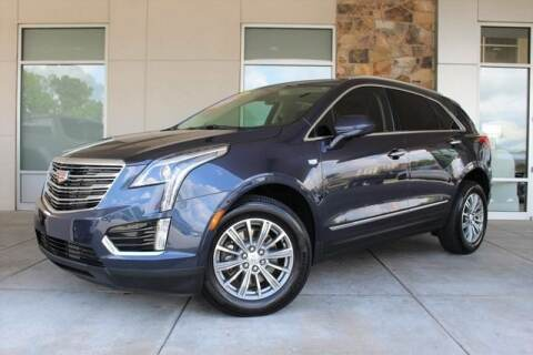 2019 Cadillac XT5 for sale at Griffin Mitsubishi in Monroe NC