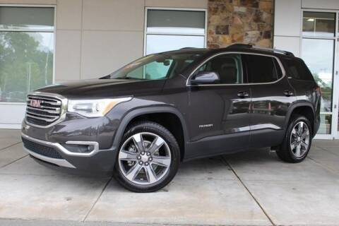 2018 GMC Acadia for sale at Griffin Mitsubishi in Monroe NC