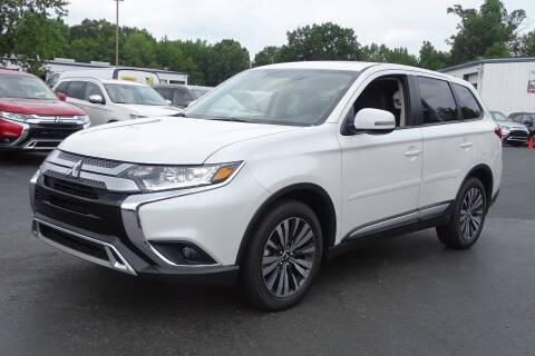 2019 Mitsubishi Outlander for sale at Griffin Mitsubishi in Monroe NC