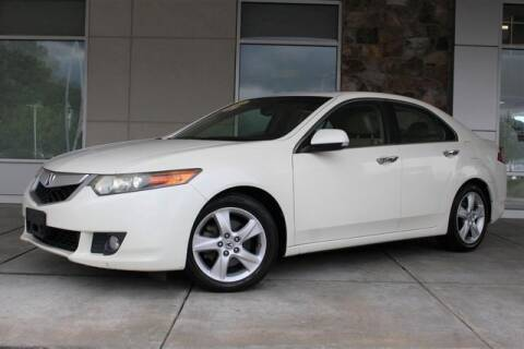 2010 Acura TSX for sale at Griffin Mitsubishi in Monroe NC