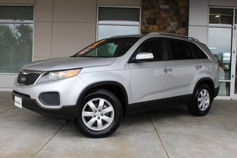 2012 Kia Sorento for sale at Griffin Mitsubishi in Monroe NC