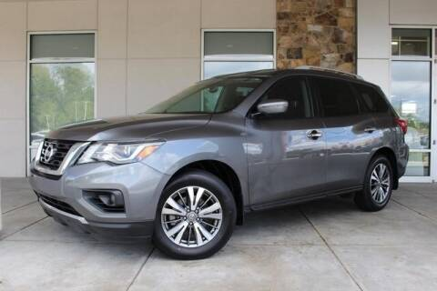 2018 Nissan Pathfinder for sale at Griffin Mitsubishi in Monroe NC