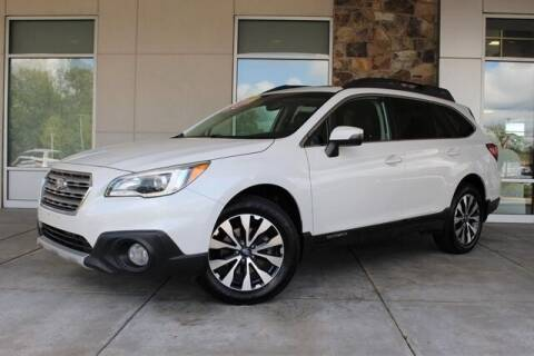 2015 Subaru Outback for sale at Griffin Mitsubishi in Monroe NC