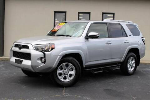 2018 Toyota 4Runner for sale at Griffin Mitsubishi in Monroe NC