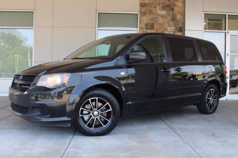 2014 Dodge Grand Caravan for sale at Griffin Mitsubishi in Monroe NC