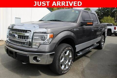 2014 Ford F-150 for sale at Griffin Mitsubishi in Monroe NC