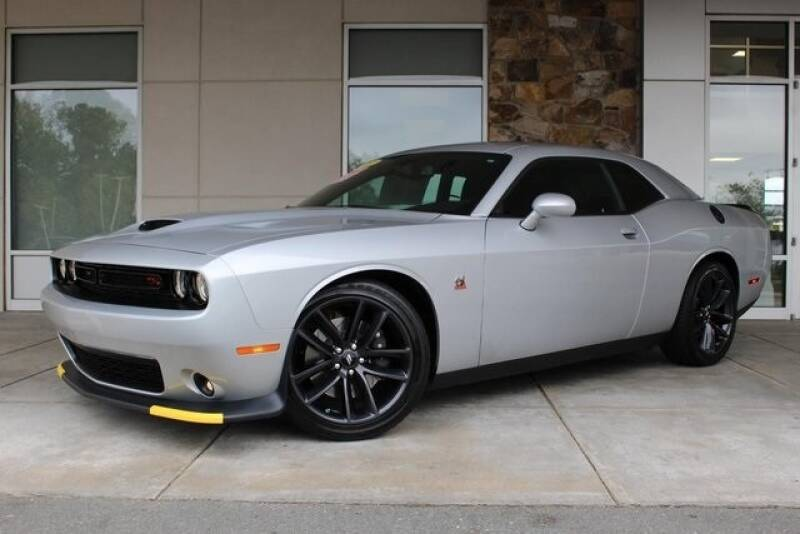 2019 Dodge Challenger for sale at Griffin Mitsubishi in Monroe NC