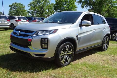 2020 Mitsubishi Outlander Sport for sale at Griffin Mitsubishi in Monroe NC