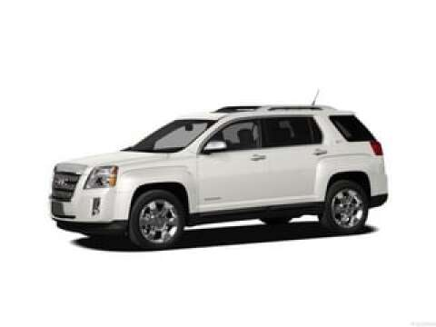 2012 GMC Terrain for sale at Griffin Mitsubishi in Monroe NC