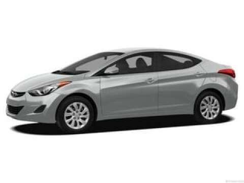 2013 Hyundai Elantra for sale at Griffin Mitsubishi in Monroe NC