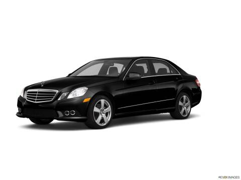 2010 Mercedes-Benz E-Class for sale at Griffin Mitsubishi in Monroe NC