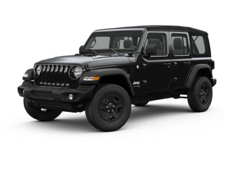 2018 Jeep Wrangler Unlimited for sale at Griffin Mitsubishi in Monroe NC