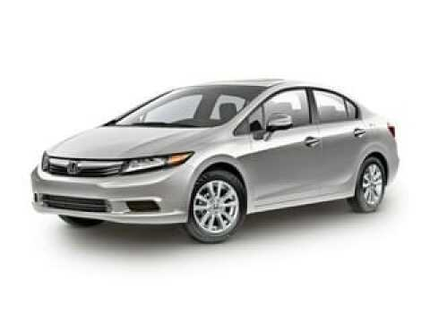 2012 Honda Civic for sale at Griffin Mitsubishi in Monroe NC