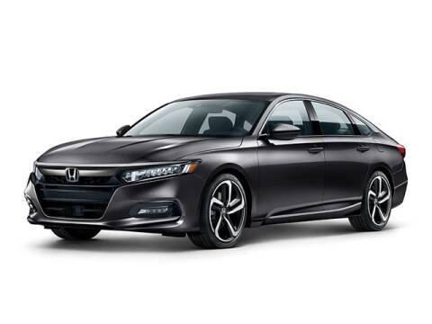 2019 Honda Accord for sale at Griffin Mitsubishi in Monroe NC