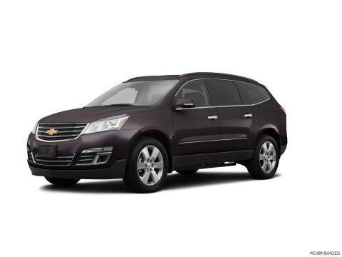 2015 Chevrolet Traverse for sale at Griffin Mitsubishi in Monroe NC