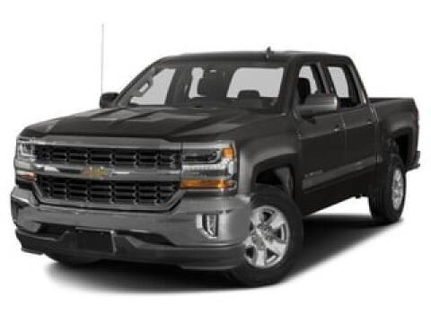 2018 Chevrolet Silverado 1500 for sale at Griffin Mitsubishi in Monroe NC