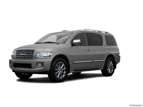 2008 Infiniti QX56 for sale at Griffin Mitsubishi in Monroe NC